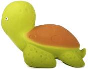 Mele the Sea Turtle Natural Rubber Bath Toy -BPA PVC phthalates Free