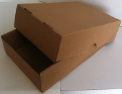 Small Storage Box & Lid Pack of 10