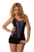 Velvet Kitten Purple Passions Corset 3178 Purple Medium