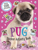 Pug Sticker: Activity Book