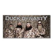 A & E Duck Dynasty Beach Towel by The Northwest Company, Camo