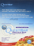 Quest Nutrition Natural Protein Bar, Peanut Butter and Jelly, 12 Count