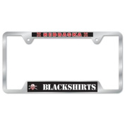 Nebraska Cornhuskers Official NCAA 30cm x 15cm Metal Licence Plate Frame by Wincraft
