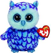 TY Beanie Boos Oscar The Owl Purple
