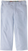 Egg by Susan Lazar Twill Trouser Pants (Baby) - Oxford-24 Months