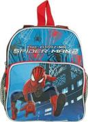 Mini Backpack - Marvel - The Amazing Spiderman 25cm School Bag New 612665