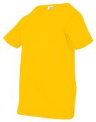 Rabbit Skins Infant Fine Jersey T-Shirt (Yellow)