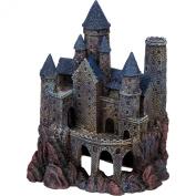 Penn Plax Large Magical Castle Aquarium Ornament