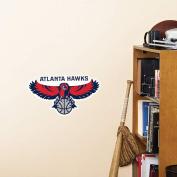 Atlanta Hawks Fathead Team Logo NBA Official Vinyl Wall Graphic
