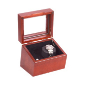 American Chest WW01-C Brigadier Single Watch Winder Heritage Cherry