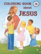 Colouring Books - Jesus