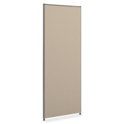 basyx P7236GYGY - Verse Office Panel, 36w x 72h, Grey-BSXP7236GYGY