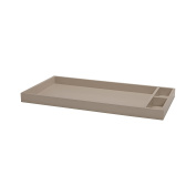 DwellStudio Mid Century Changer Top Kit - French Grey