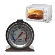 VANKER . Useful Stainless Steel Temperature Oven Thermometer Gauge Home Cooking