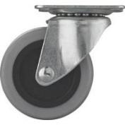 Mintcraft 5.1cm Tpr Swivel Plate Caster JC-N03-G