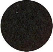 National Hardware 237065 V1716 3/4 Felt Pad Blk N237-065