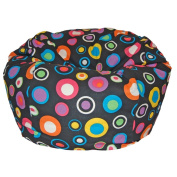 Ahh! Products 70cm Washable Kid Bean Bag Chair - Bubbly Jelly Bean
