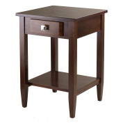 Winsome Richmond End Table Tapered Leg
