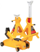 Wilmar Performance Tool W1605 2-Tonne Trolley Jack And Stand