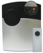Dakota Alert DC-1000 Wireless Doorbell, 300m Range