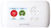 ecobee Smart Si Thermostat 2 Heat-2 Cool with Full Colour NON-Touch Screen