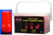 Easy-Cap Wire Connectors Red Handy Pack