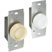Do it Best 600W Rotary Dimmer Switch White/Ivory 3-Way