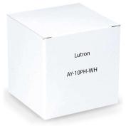 Lutron AY-10PH-WH Ariadni 1000W Preset Wh Clm * White