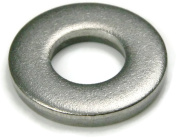 0.8cm Flat Washers Extra Thick 18-8 Stainless Steel - Qty-250