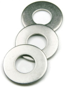 Flat Washers 304 Stainless Steel - 1cm (.406 ID x 7/8 OD x .050 Thick) Qty-1000