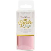 Diy Decor Tape 10cm X3m-Pretty In Pink