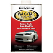 RUSTOLEUM 251475 Wax and Tar Remover, 0.9l.