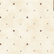 Brewster FFR09065 Sand Barn Star & Sprigs Wallpaper