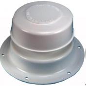 UNITED STATES HDW MFG/U S HA White Plastic Mobile Home Plumbing Cap