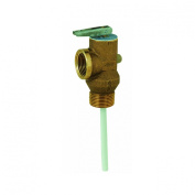 RELIANCE/STATE IND. 9000071 SELF-CLOSING T & P RELIEF VALVE
