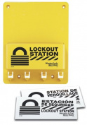 Master Lock Compact Lockout Centre, Unfilled