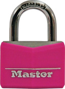 Master Lock 146D Covered Solid Body Padlock