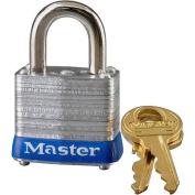 MASTER LOCK 7KA P609 1-1/8 4PIN TMBLR STEEL PADLOCK
