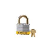 Master Lock 5DPF Yellow Bumper Padlock