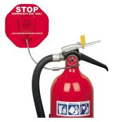 Safety Technology International STI-6200 Fire Extinguisher Theft Stopper, Alarm Helps Prevent Misuse