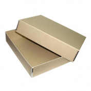 11x17 Print Storage Box, Drop Front Design, 11 1/2x17 1/2x3