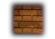 Napoleon GD848KT Deluxe Decorative Brick Panels for Napoleon HDX40-1SB Fireplace