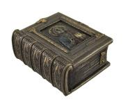 Christ Pantocrator Book Shaped Trinket Box