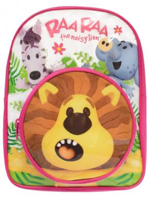 Raa Raa the Noisy Lion Backpack