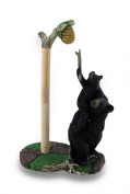 Sweet Tooth Bears Cast Resin Paper Towel Holder