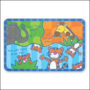 Tiger Placemat by Stephen Joseph - SJ9785
