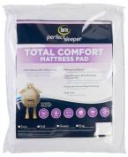 Serta Total Comfort King Size Mattress Pad One Size White