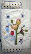 SoHo Nap Mat , Blue owl tree