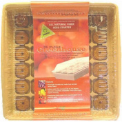 Plantation Products PO36FB Peat Pellet Greenhouse