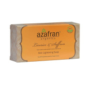 Azafran Organics Licorice & Saffron Soap - 100 G